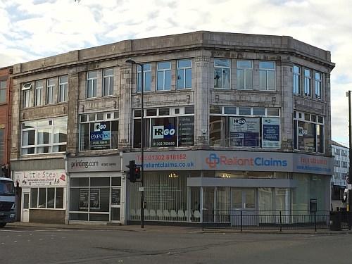 Britannia Buildings 7072 Silver Street Doncaster 171 Craven